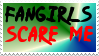 Fangirl Stamp