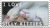 Silly Kitties Stamp by SailorSolar