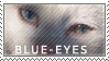 Blue-Eyes Stamp by SailorSolar