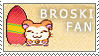 Broski Fan Stamp by SailorSolar
