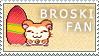 Broski Fan Stamp by SailorSolar