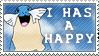 Happy Sealeo Stamp