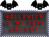 Favorite Holiday: Halloween