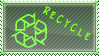 Recycle Stamp by SailorSolar
