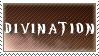 HP: Divination Stamp by SailorSolar