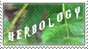 HP: Herbology Stamp by SailorSolar