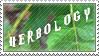 HP: Herbology Stamp by SailorSolar