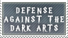 HP: Dark Arts Stamp by SailorSolar