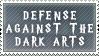 HP: Dark Arts Stamp by SailorSolar