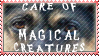HP: Magical Creatures Stamp by SailorSolar