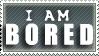 Bored Stamp