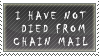 Chain Mail Stamp 2 by SailorSolar