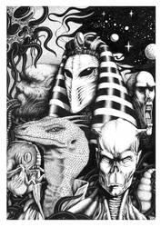 Lovecraftian by gee-em1