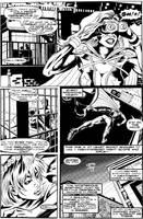Green Lama Part 1, Page 14 by JamesRitcheyIII