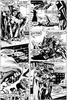 Green Lama Part 1, Page 17 by JamesRitcheyIII