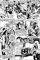 Green Lama Part 1, Page 18 by JamesRitcheyIII