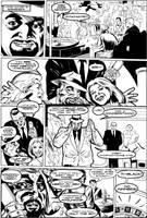 Green Lama Part 1, Page 20 by JamesRitcheyIII