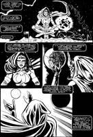 Green Lama Part 1, Page 21 by JamesRitcheyIII