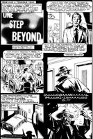 Green Lama Part 1, Page 23 by JamesRitcheyIII