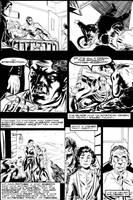 Green Lama Part 1, Page 24 by JamesRitcheyIII