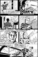 Green Lama Part 1, Page 25 by JamesRitcheyIII
