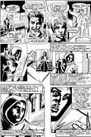 Green Lama Part 1, Page 27 by JamesRitcheyIII