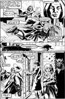 Green Lama Part 1, Page 28 by JamesRitcheyIII