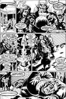 Green Lama Part 1, Page 29 by JamesRitcheyIII