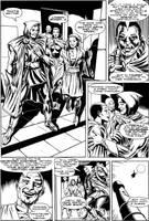 Green Lama Part Two Page 17 by JamesRitcheyIII