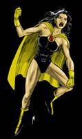 The SuperWoman by JamesRitcheyIII