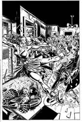 The Blue Lady Page 1 by JamesRitcheyIII