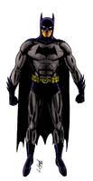 BATMAN by JamesRitcheyIII