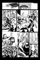 The Ace! Vavavavoom! anthology, Issue 1, Page 1 by JamesRitcheyIII