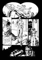 The Ace! Vavavavoom! anthology, Issue 1, Page 2 by JamesRitcheyIII