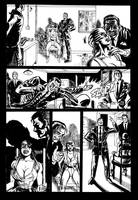 The Ace! Vavavavoom! anthology, Issue 2, Page 1 by JamesRitcheyIII