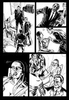 The Ace! Vavavavoom! anthology, Issue 2, Page 2 by JamesRitcheyIII