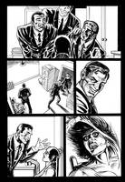 The Ace! Vavavavoom! anthology, Issue 2, Page 3 by JamesRitcheyIII