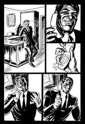 The Ace! Vavavavoom! anthology, Issue 2, Page 5 by JamesRitcheyIII