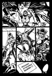 The Ace! Vavavavoom! anthology, Issue 2, Page 8 by JamesRitcheyIII