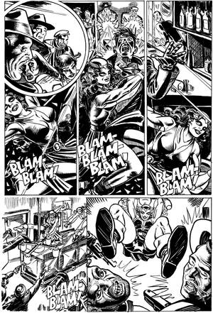 The Blue Lady Slave To No Man Page 2