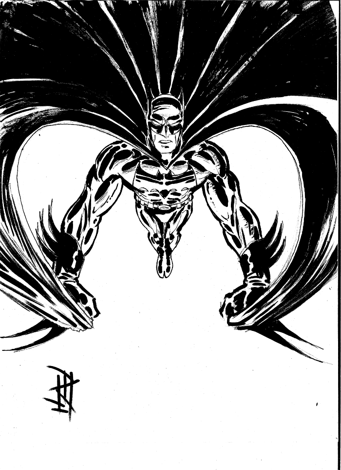 The Bat, Man! by JamesRitcheyIII