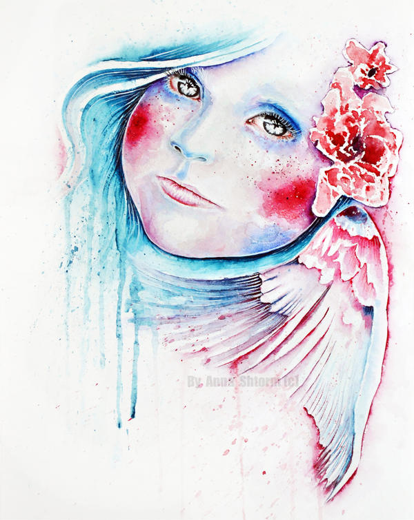 Little angel by AnnaShtorm