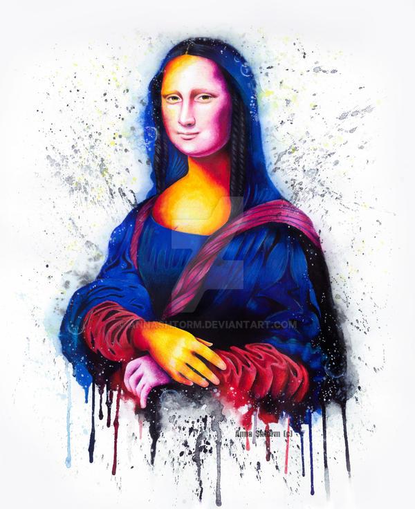 Mona Lisa by AnnaShtorm