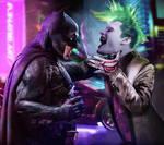 Jokes on you Bat!