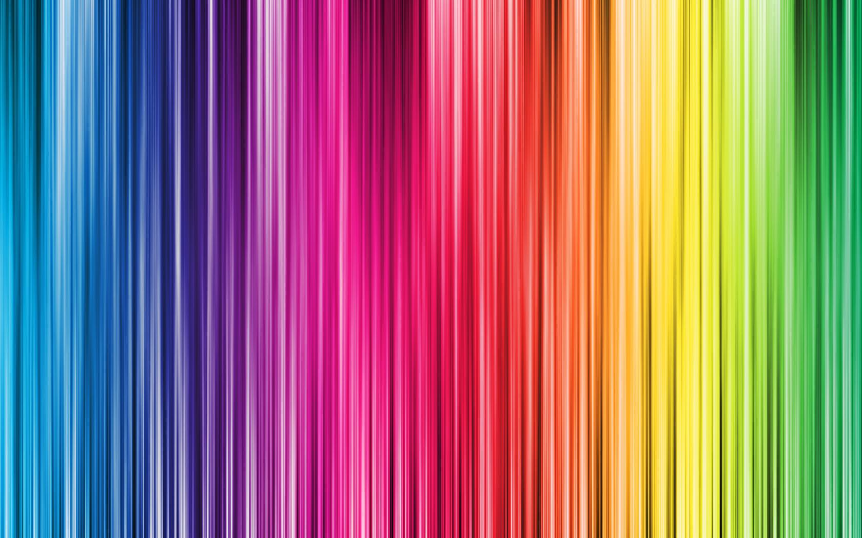 HD Multi Colored Lines