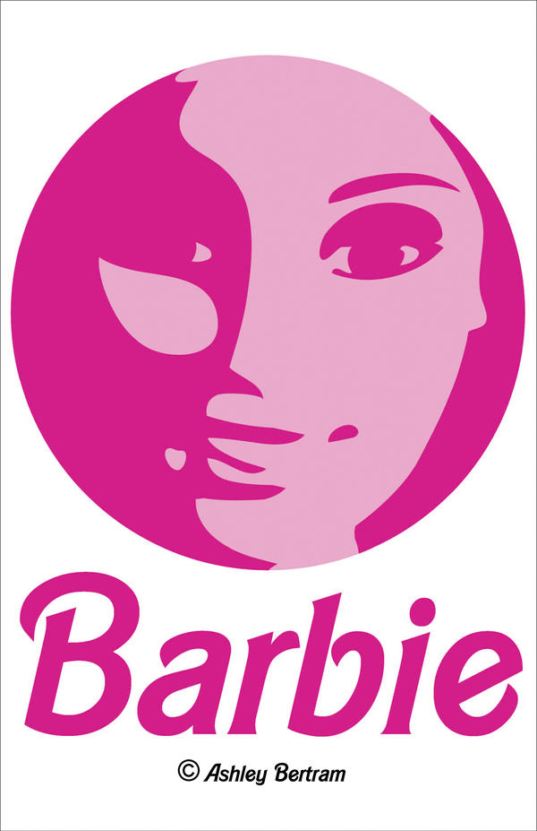 Barbie Logo by bertramdesigns on DeviantArt