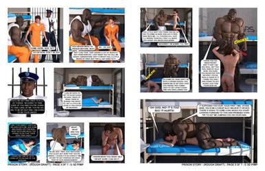 Prison Story Sample by smutnut