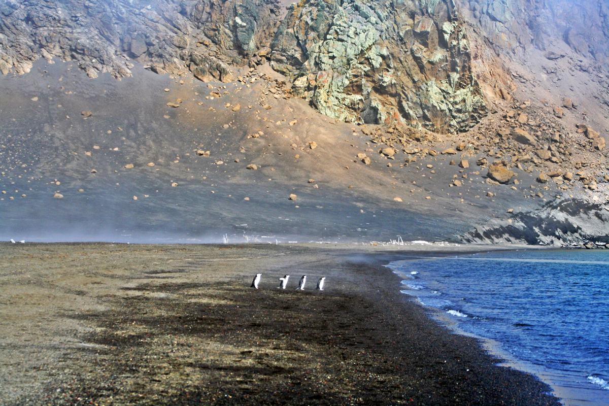 Deception Island 2220 by Kwayera