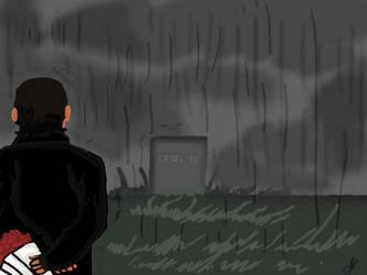 Goodbye Caroline by Neon-Pond