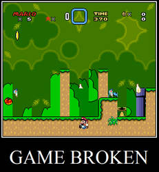GAME BROKEN